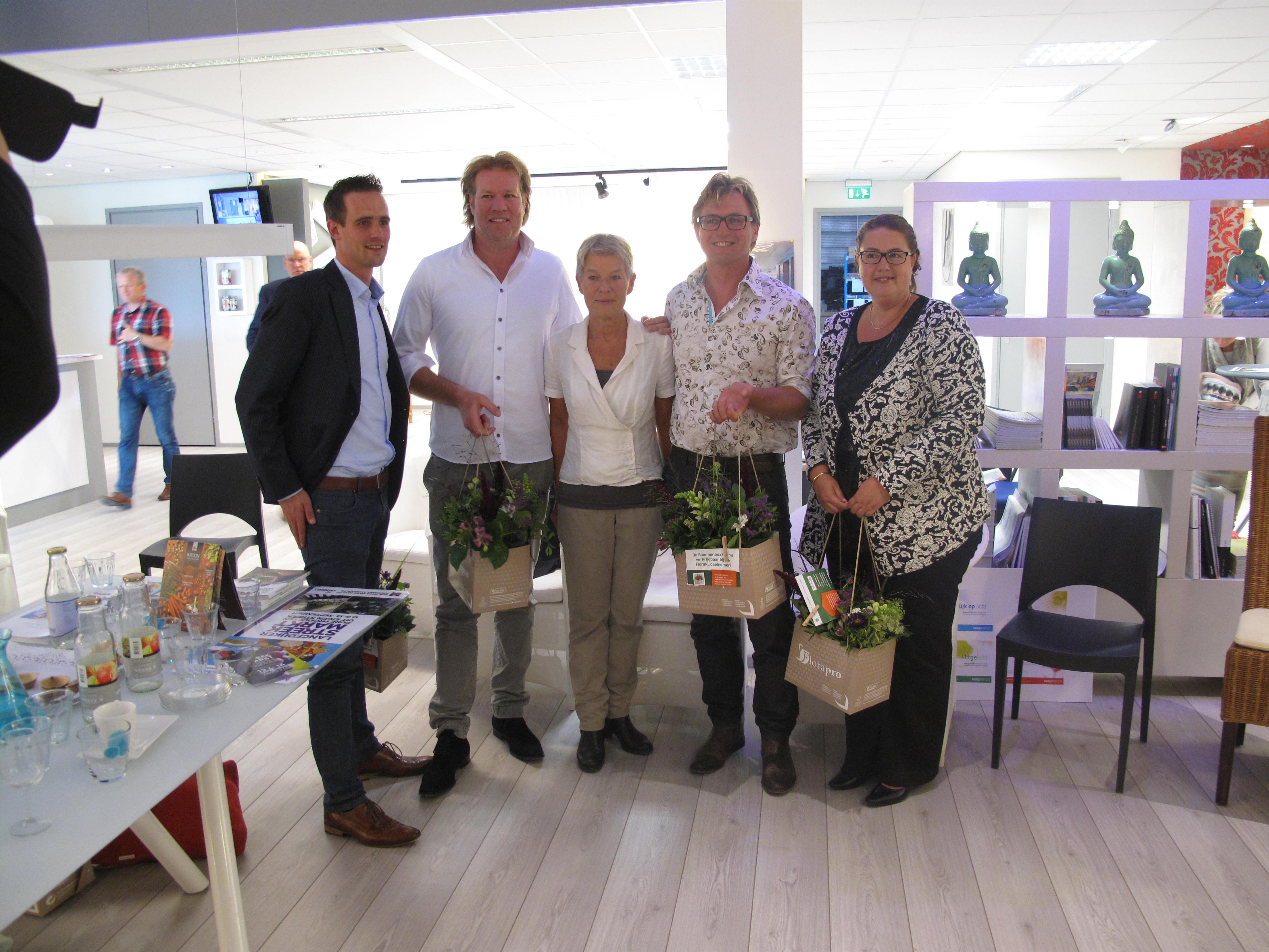 Inspirerend Breekland Café over duurzame innovatie
