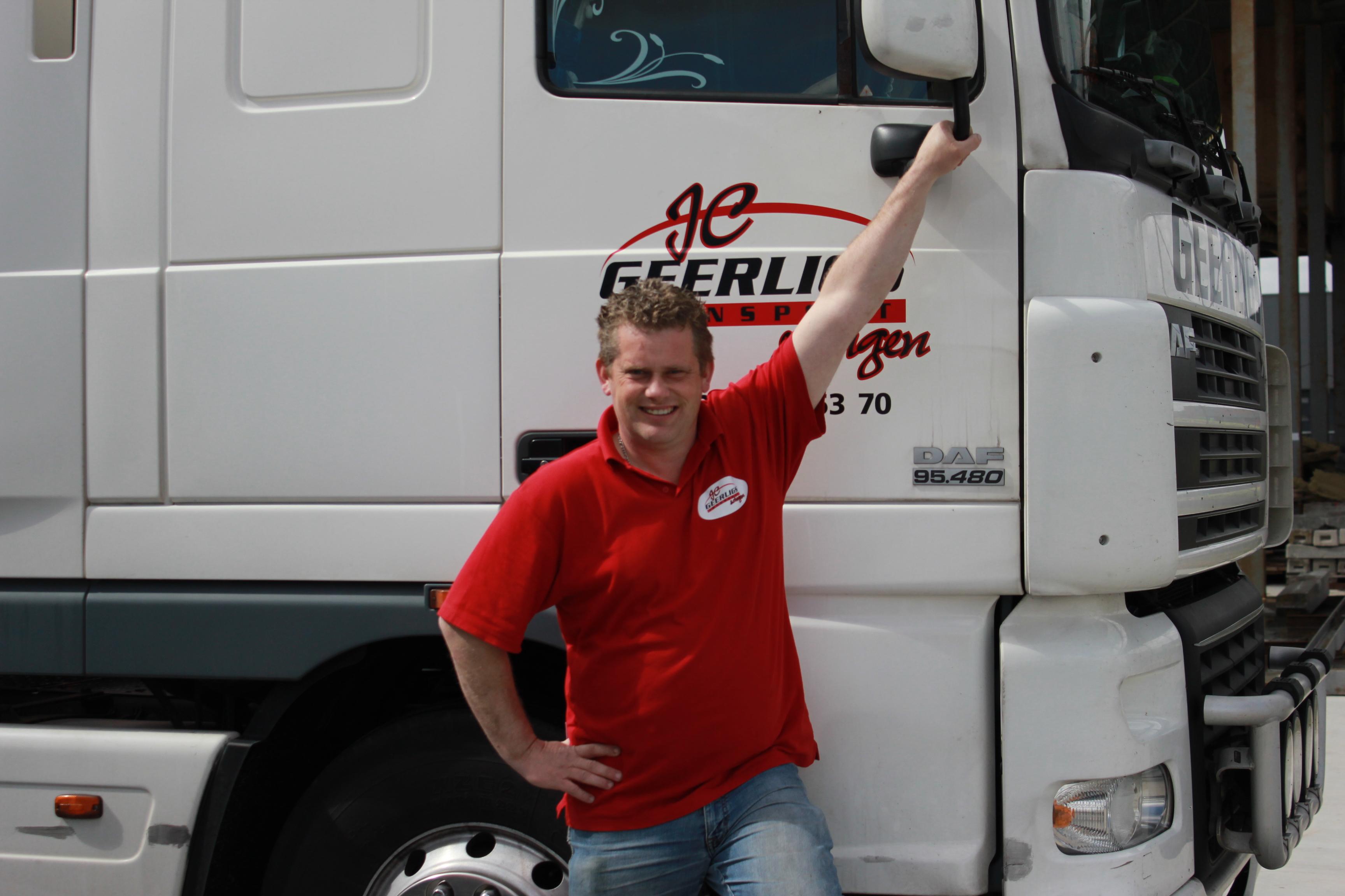 Nieuwe ondernemer op Breekland