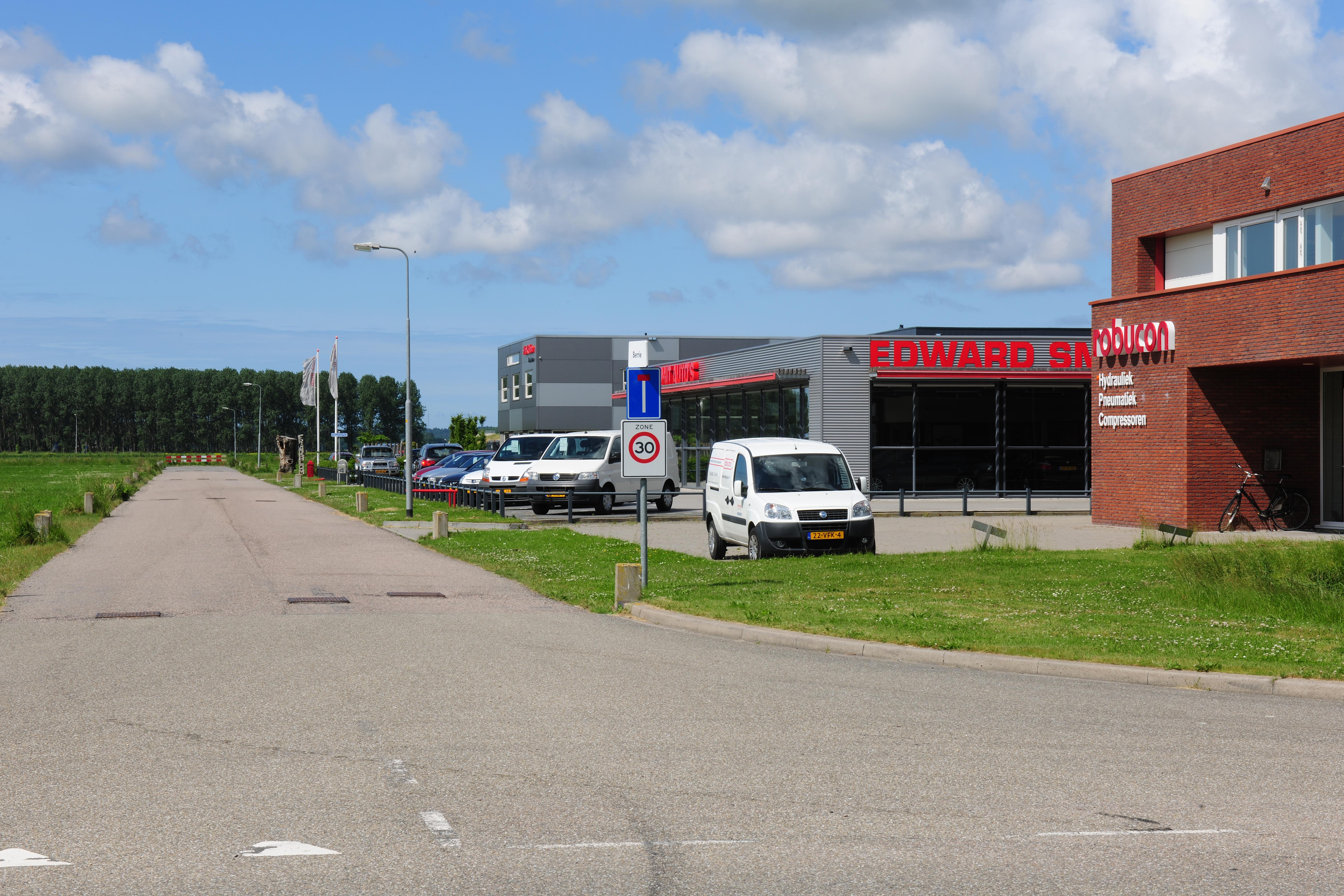 Milieustraat mogelijk naar Breekland