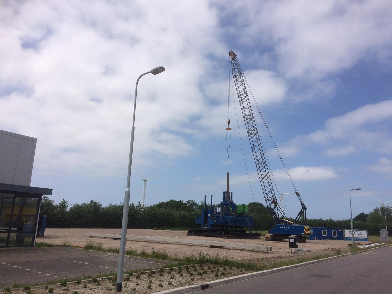 PAT Europe start bouw tweede bedrijfspand